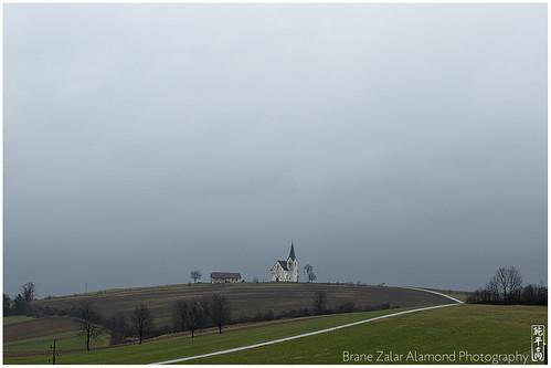 road sky building church rain architecture canon landscape grey chapel rainy 7d l usm ef f4 1740 mkii markii brane stoswald llens alamond zalar