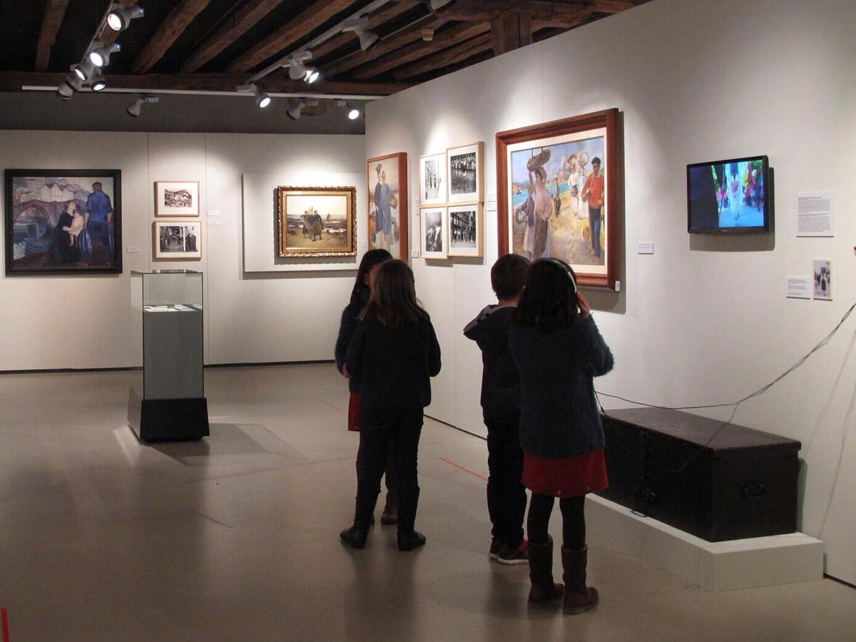 exposicion mujeres y mar_Untzi Museoa-Museo Naval_igualdad_8marzo_homenaje_educacion