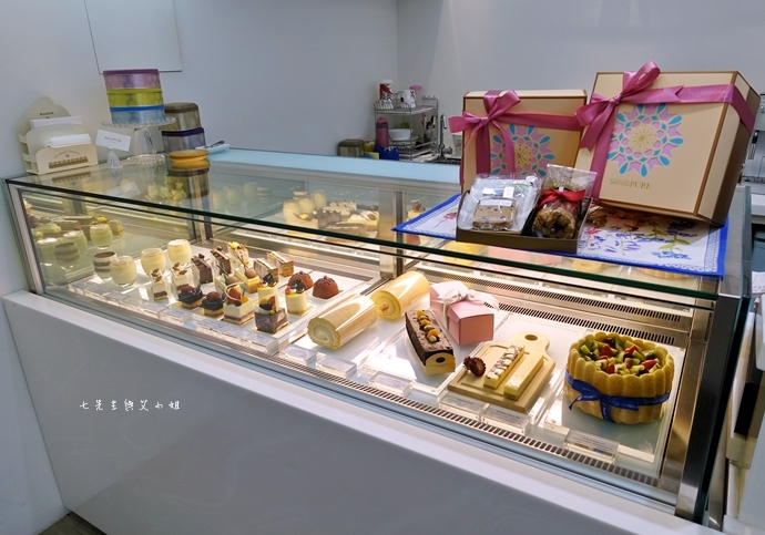 7 SweetsPURE 森貝爾手做甜點