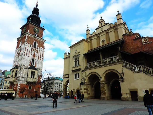 Main Square, Krakow