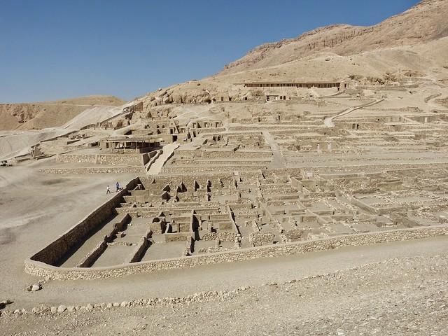 2015 Ägypten - Deir el Medina