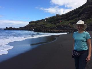 Bild av Playa del Pozo. seaside holidays tenerife volcanic canaryislands puertodelacruz hfholidays hf walkingholidays