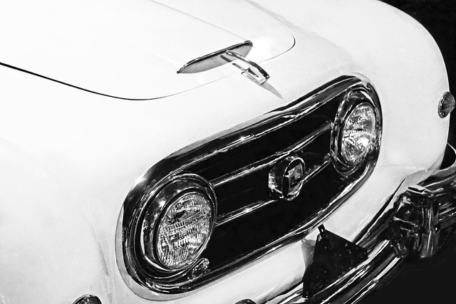 1953 Nash Healy
