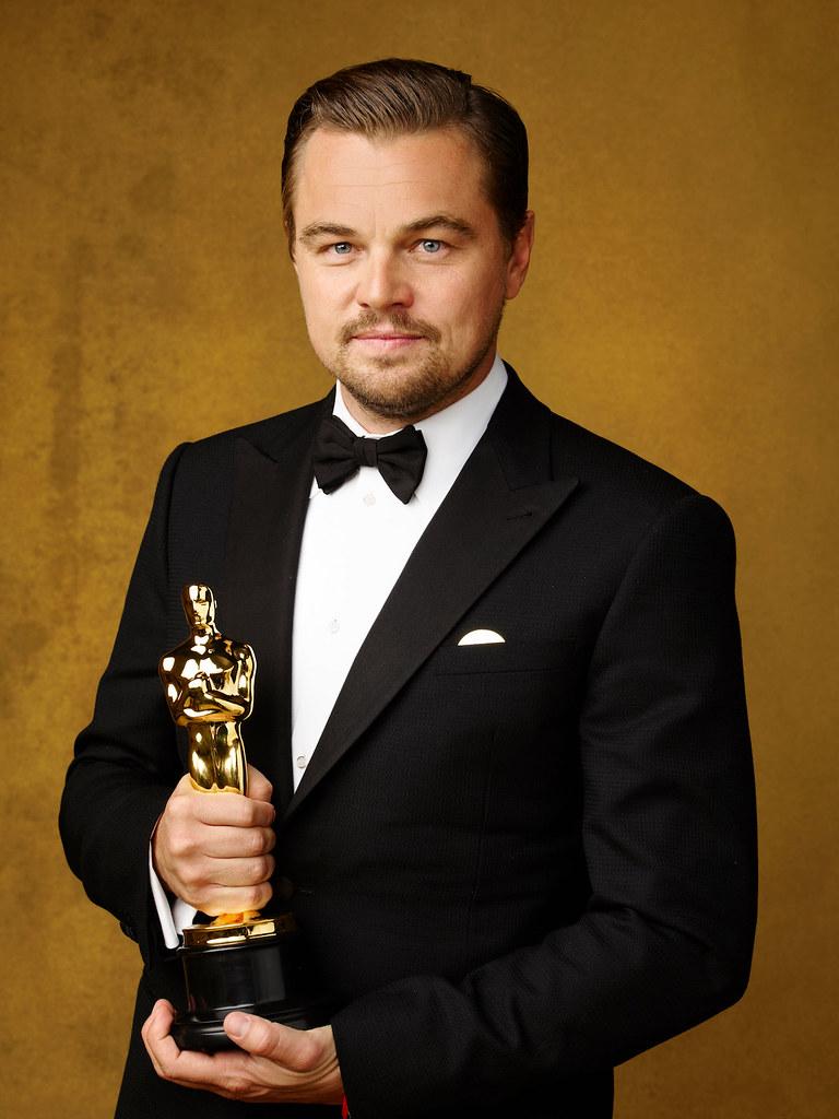 Леонардо Ди Каприо — Фотосессия на «Academy Awards» 2016 – 1
