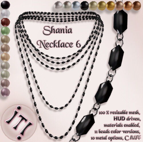 !IT! - Shania Necklace 6 Image