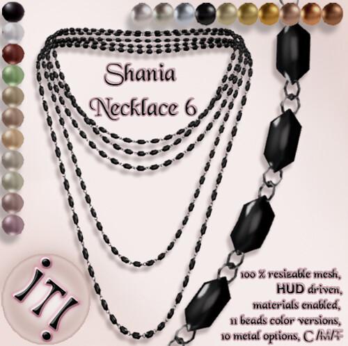 !IT! - Shania Necklace 6 Image