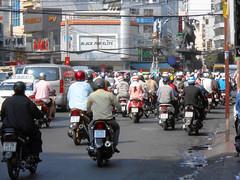 Hồ Chí Minh traffic