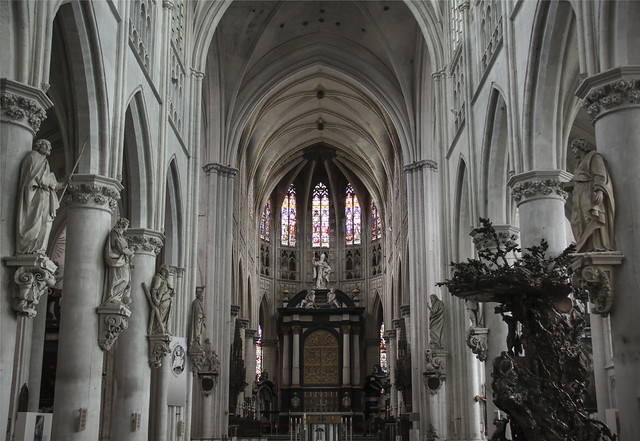 Saint Rumbold's Cathedral, Mecehlen