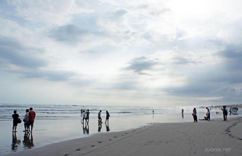 Yogyakarta, Indonesia - Parangtritis beach