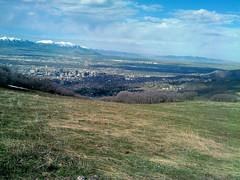 Salt Lake from Van Cott