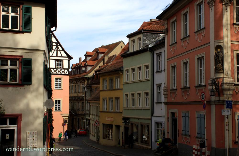 Karolinenstraße Bamberg