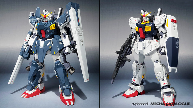 "Ka Signature × ROBOT Damashii ""Side MS"" Full Armor Gundam Mk-II"