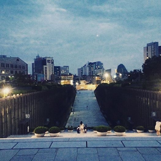 Studying abroad at Ewha Womans University as a Gilman Scholarship recipient