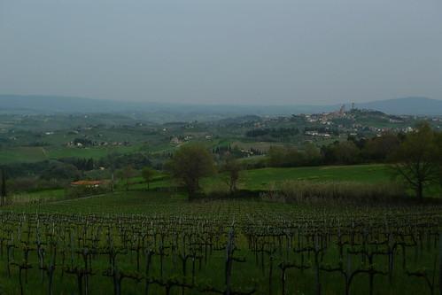 San Gimignano, Toscana (Tuscany), Italy