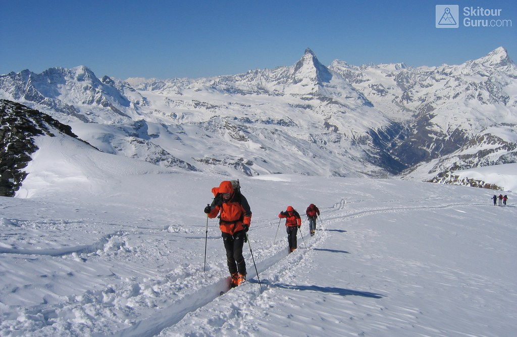 Strahlhorn Walliser Alpen / Alpes valaisannes Schweiz foto 14
