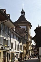 Murten Franz. Kirchgasse