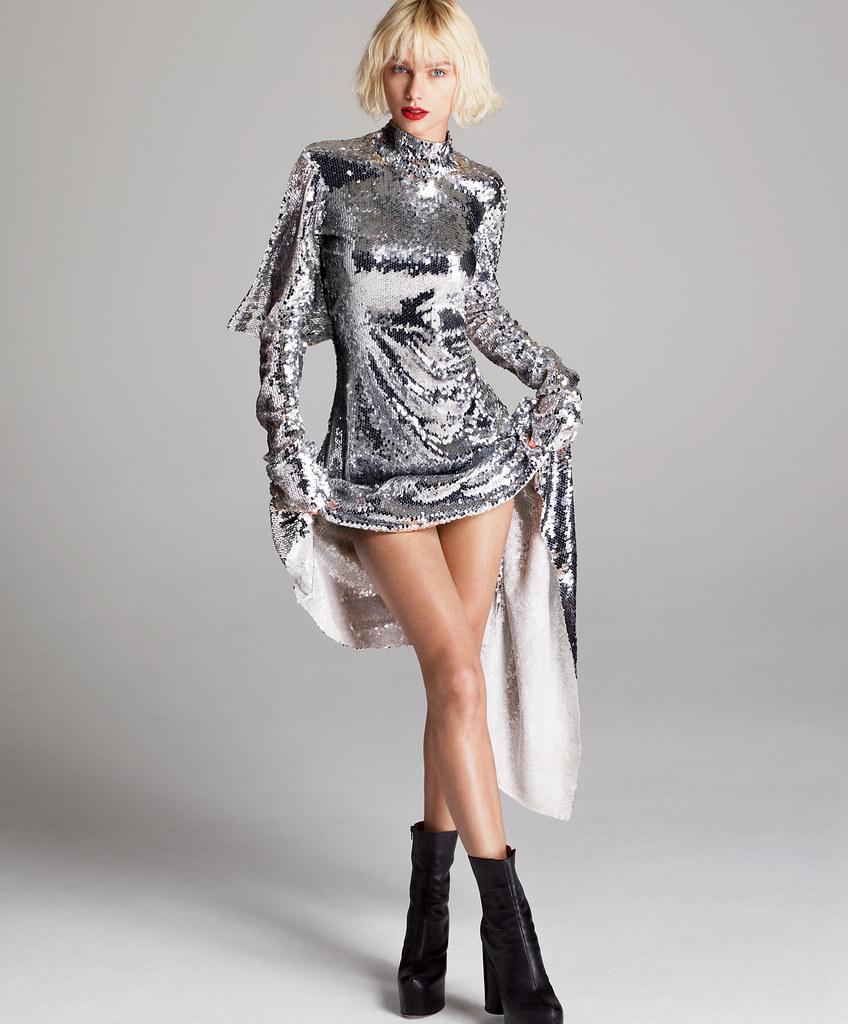 Тейлор Свифт — Фотосессия для «Vogue» 2016 – 5