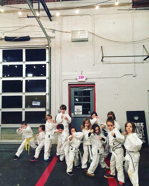 mick taekwondo