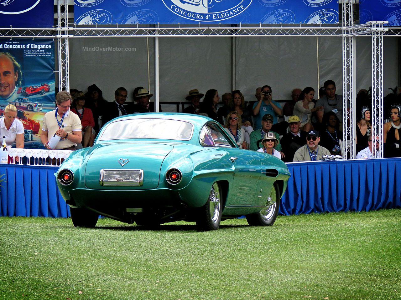 Amelia Island Concours Fiat 8V