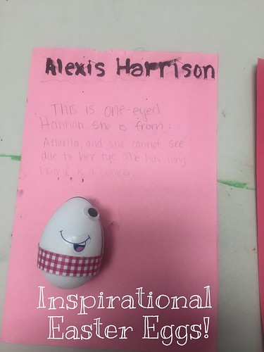 Teens in Inspirations drug addiction program put a creative spin on Easter! thumbnail