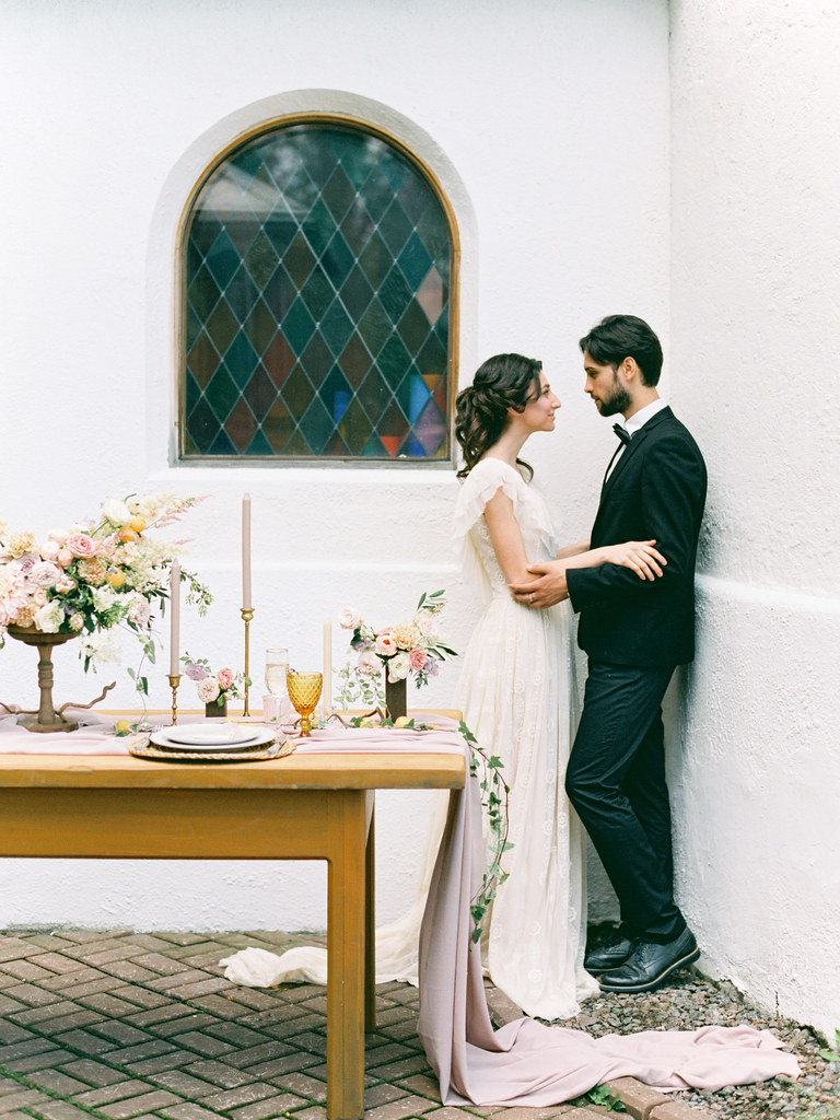 Spanish style wedding shoot | photo by Elena Pavlova | Fab Mood - UK wedding blog #styledshoot