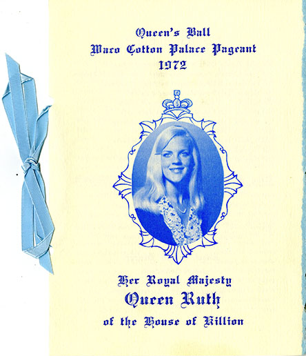 Waco Cotton Palace Queen's Ball, 1972