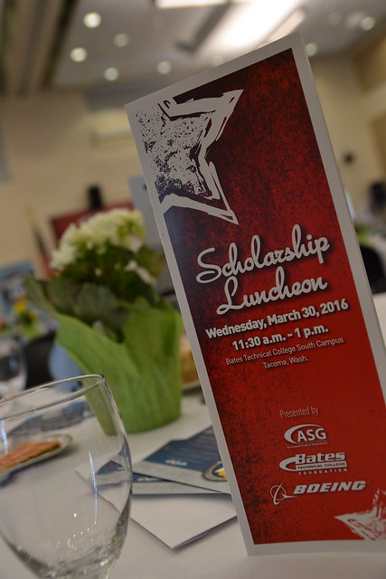 Scholarship Luncheon 2016