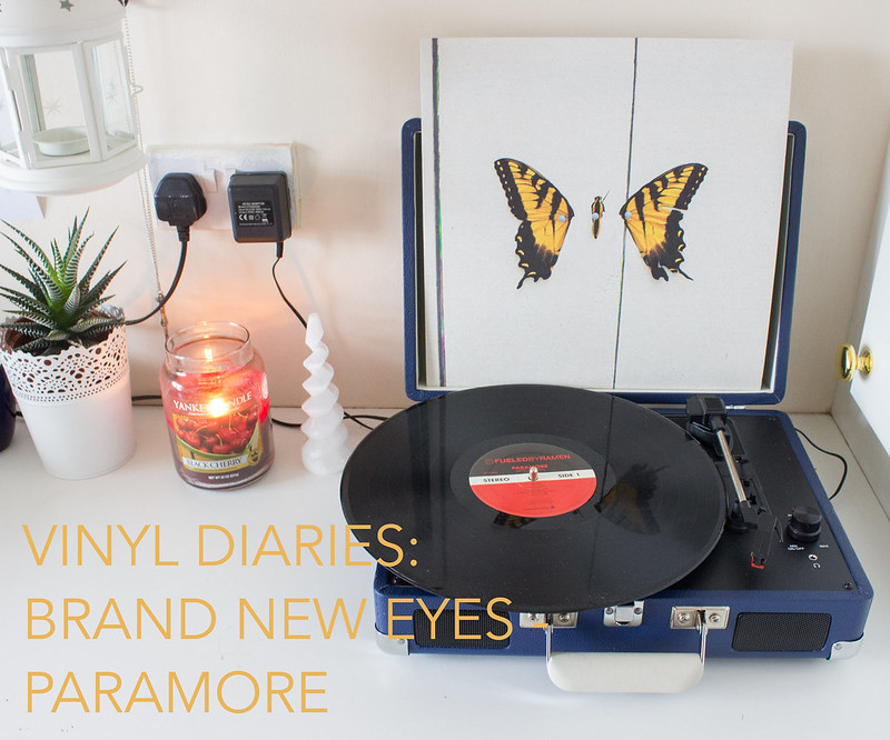 Paramore Brand New Eyes on Vinyl