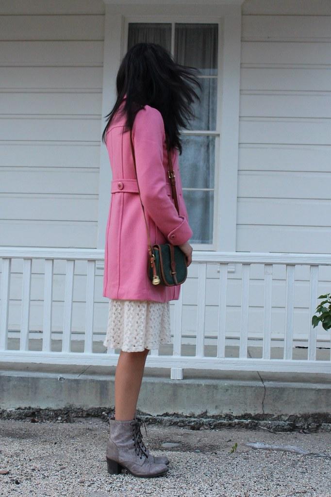 Pink Coat 2