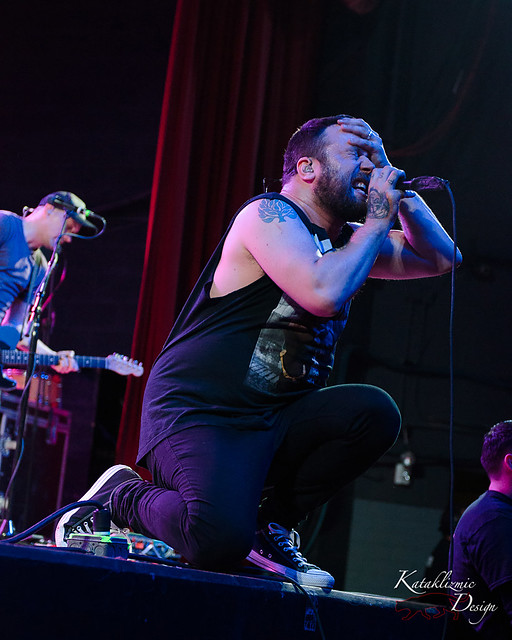 Say Anything - Marquee Theatre 4-22-16