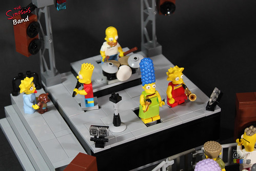 Simpsons band 3