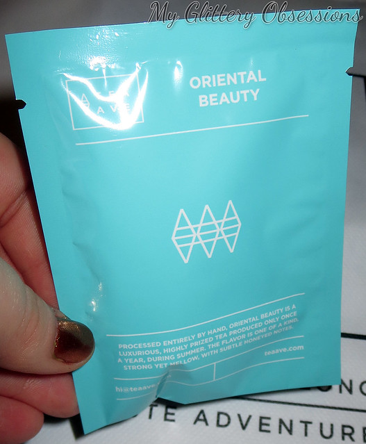 oriental beauty packaging