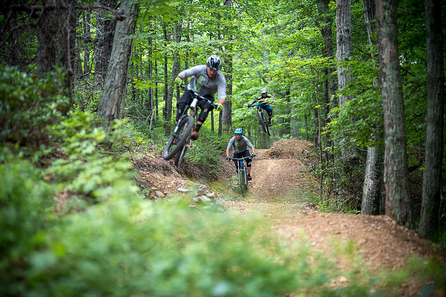 Mountain Biking in Roanoke