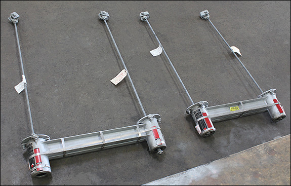 G-Type Variable Spring Supports Designed for an LNG Facility