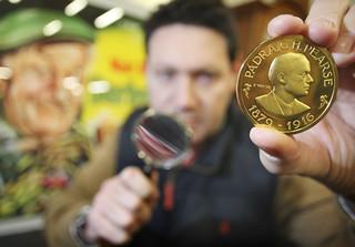 1966 Irish Easter Rising anniversary medal