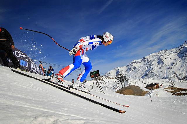 SKi alpin / Coupe du Monde Tignes 2016