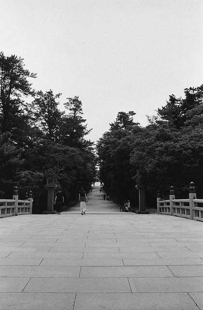 出雲大社参道 ( Izumo Oyashiro   Approach )