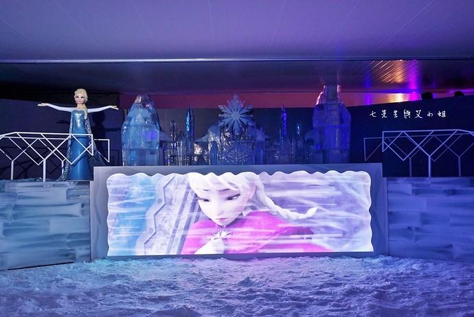 32 冰雪奇緣冰紛特展 中正紀念堂