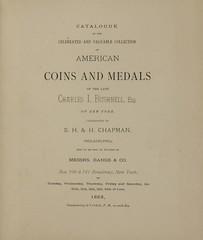 Chapman Bushnell sale 1882-06-20