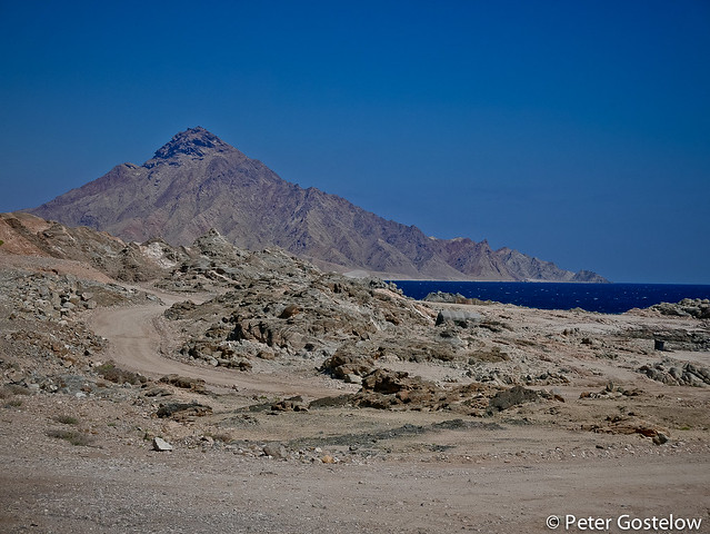 Coastal road to Hasik