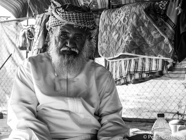 Bedu portrait