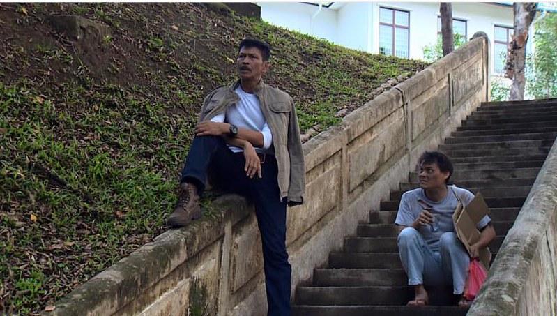 babak dalam Kerambit lakonan Eman Manan dan Adam Corrie