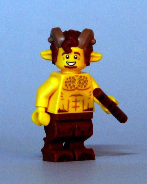 71011 LEGO Minifigures - Series 15 - Faun