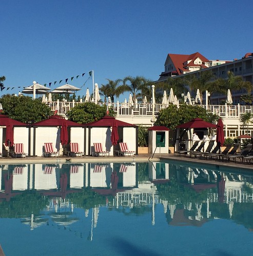 hotel del coronado swimming pool