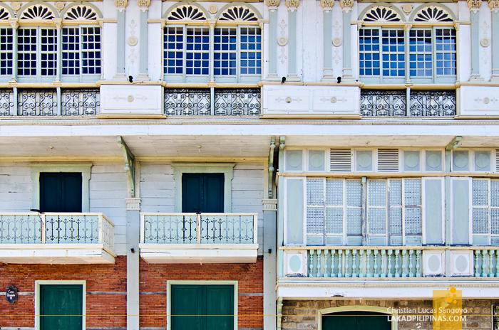 Las Casas Filipinas de Acuzar House Details