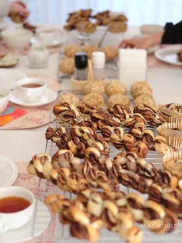 ショコラねじりパン 20160211-DSCF6520
