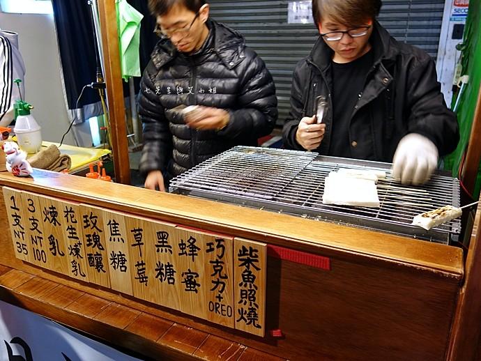 26 嘉義文化路夜市必吃 阿娥豆花、方櫃仔滷味、霞火雞肉飯、銀行前古早味烤魷魚