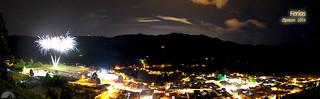 Panoramica de Zipacón