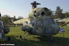 2121 - 512121121 - Polish Air Force - PZL-Swidnik Mi-2FM Hoplite - Polish Aviation Musuem - Krakow, Poland - 151010 - Steven Gray - IMG_0516