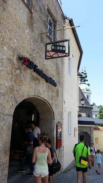 Day Trip to Salzburg & Lake District